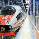 Los adhesivos Araldite facilitan la  innovación de los ferrocarriles europeos.