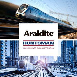 Los adhesivos Araldite facilitan la  innovación de los ferrocarriles europeos