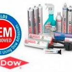 Muestras gratuitas del Betaseal 1580, Dow Automotive Systems