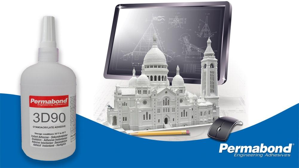 adhesivo Permabond 3D90