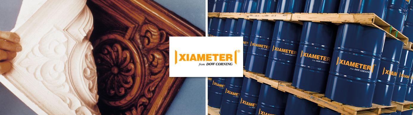 Xiameter siliconas y fluidos