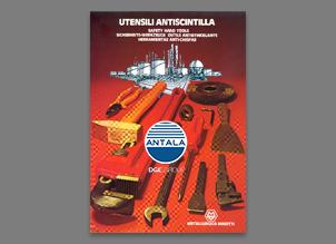 Metalminotti Herramientas Antichispa