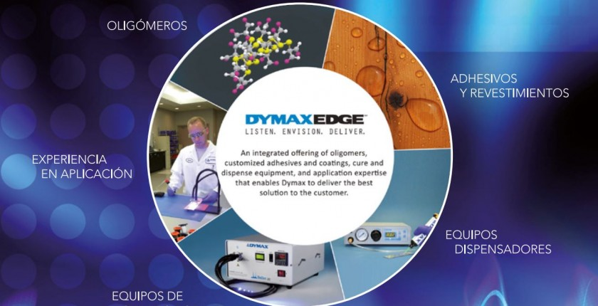 Dymax Adhesivos y Lámparas UV