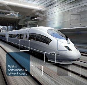 adhesivos para el Sector Ferroviario