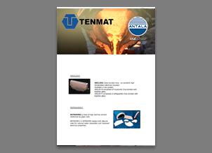 TENMAT Composites de Alta Temperatura