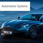 Aston Martin y Dow Automotive Systems