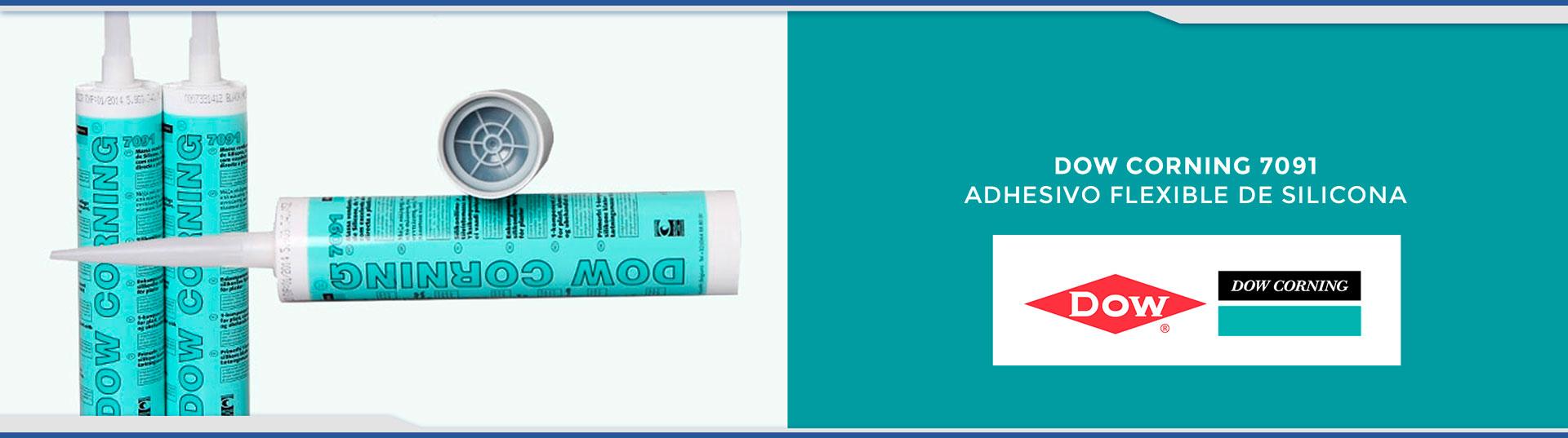 Dow Corning 7091 adhesivo flexible