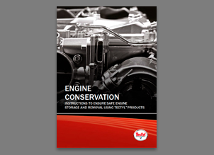 Tectyl engine conservation