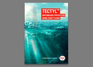Tectyl-water