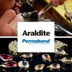 Soluciones adhesivas para fabricación de joyería y bisutería – Araldite 2011, Permabond UV 6231…