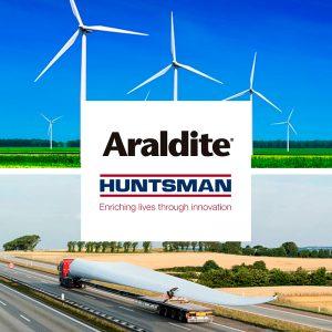 Araldite 2014 para sector eólico