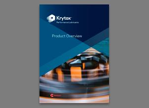 Gama de lubricantes industriales Krytox