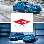 Dow Automotive contribuye al renacimiento del mítico Renault Alpine A110