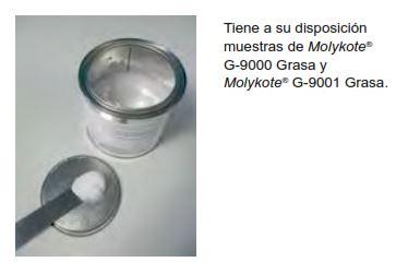 Molykote G-900X grasas