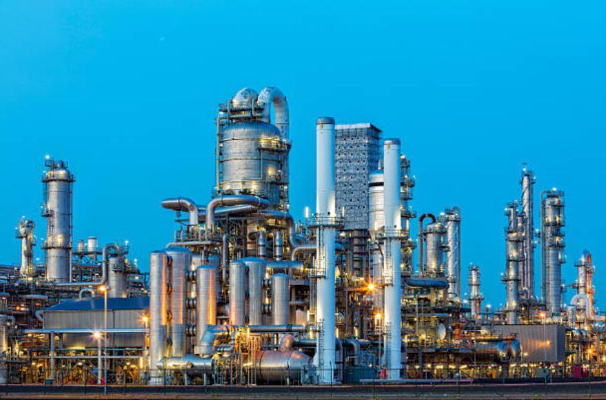 Molykote lubricantes valvulas refineria