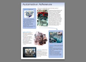 adhesivos sector automoción
