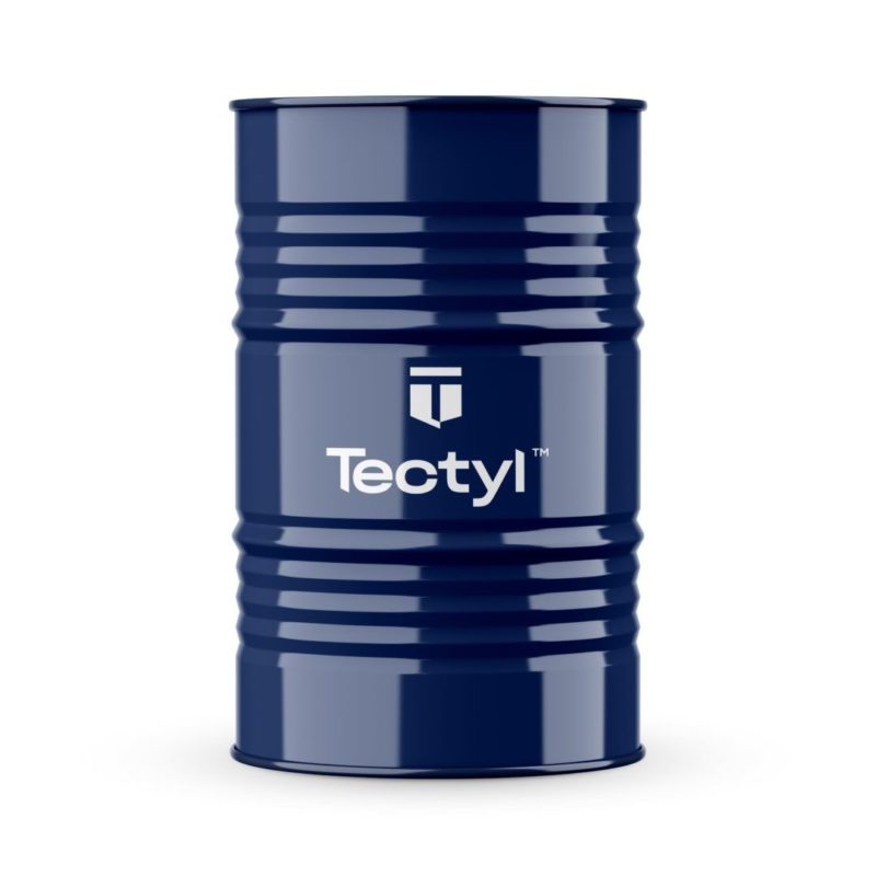 Tectyl drum blue