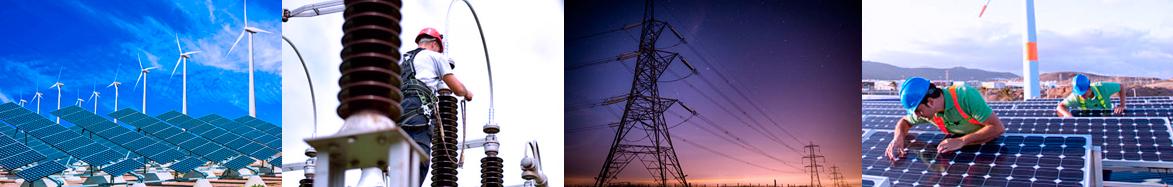 Adhesivos y sellantes para la industria eólica y energética