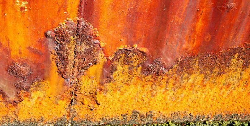 corrosion sector marino