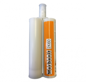 Merbenit 2K60 Adhesivo SMP bicomponente de curado rápido