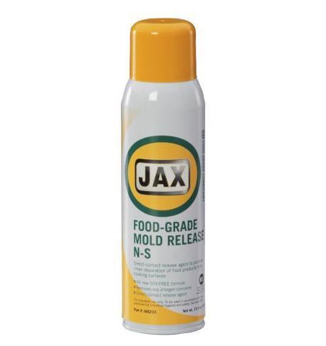 Jax Food-Grade Mold Release N-S