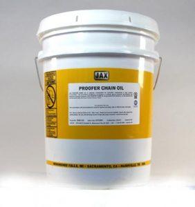ACEITE JAX PROOFER CHAIN OIL aceite para cadenas H1