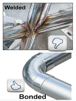 Adhesivos Epoxi para pegar acero inoxidable