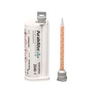 Araldite 2048-1 Sistema de adhesivo de metacrilato bicomponente endurecido