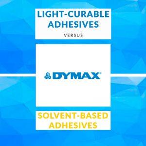 Adhesivos UV vs. Adhesivos basados en solventes