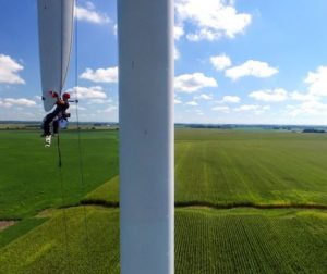 mantenimiento rubinas eolicas