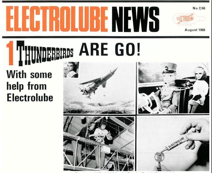 Electrolube-guardianes del espacio