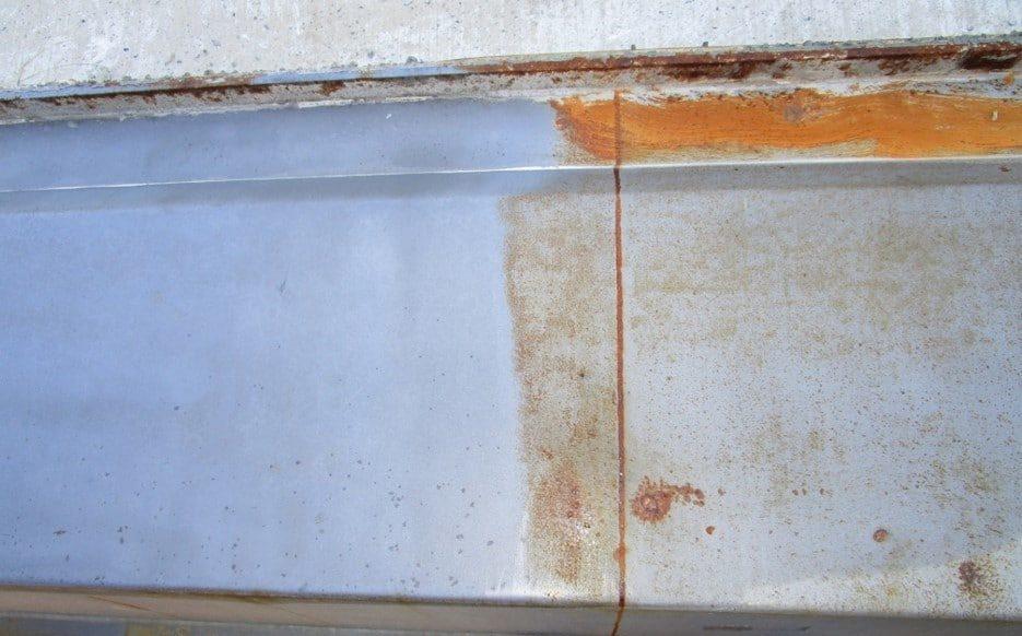 Protección moldes de hormigón