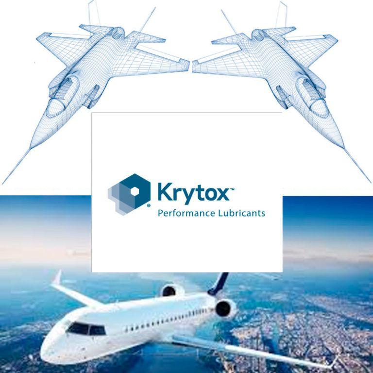 Innovaciones lubricantes industria aeronáutica