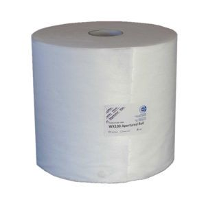 Wipemaster-WX100-Apertured-Roll