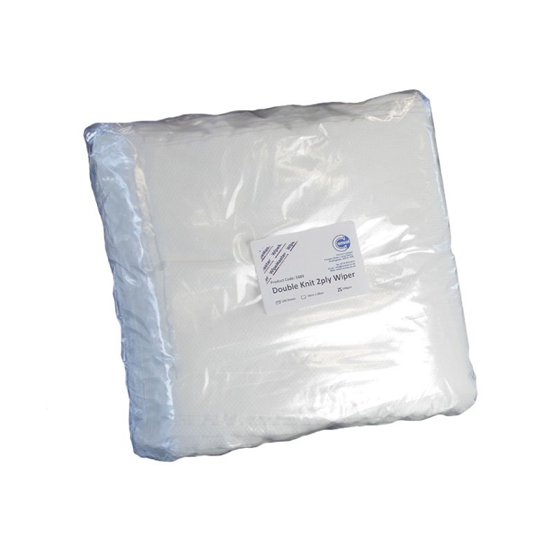 WipeMaster Double Knit 2ply Wipes