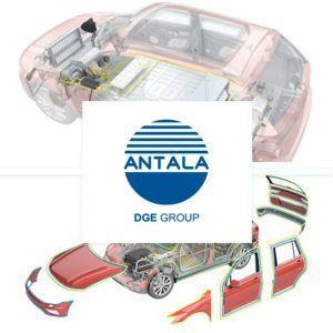 Adhesivos para fabricación de coches