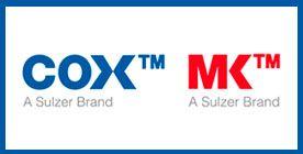COX™ & MK™ Sulzer Brands